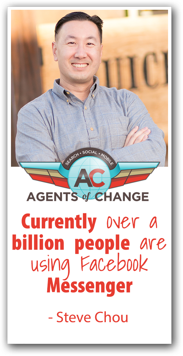 Facebook Chatbot Strategies for E-Commerce Sites - Steve Chou