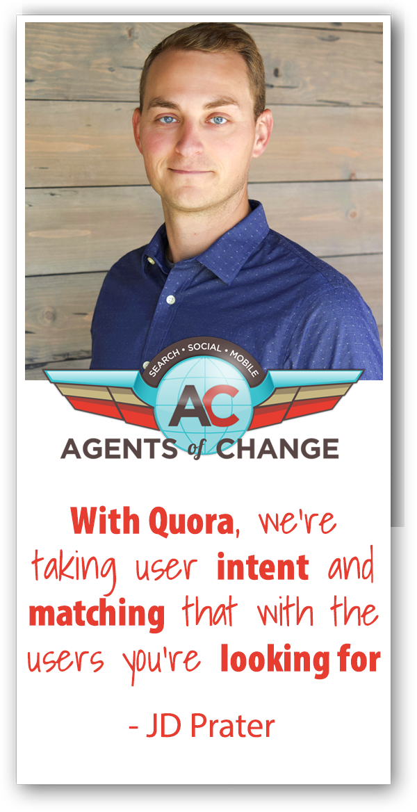 How to Advertise and Market on Quora - JD Prater