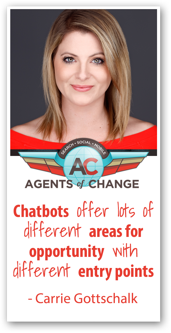 Getting Started with Chatbots and Marketing – Carrie Gottschalk