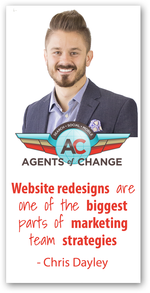 How to Redesign Your Website The Right Way – Chris Dayley