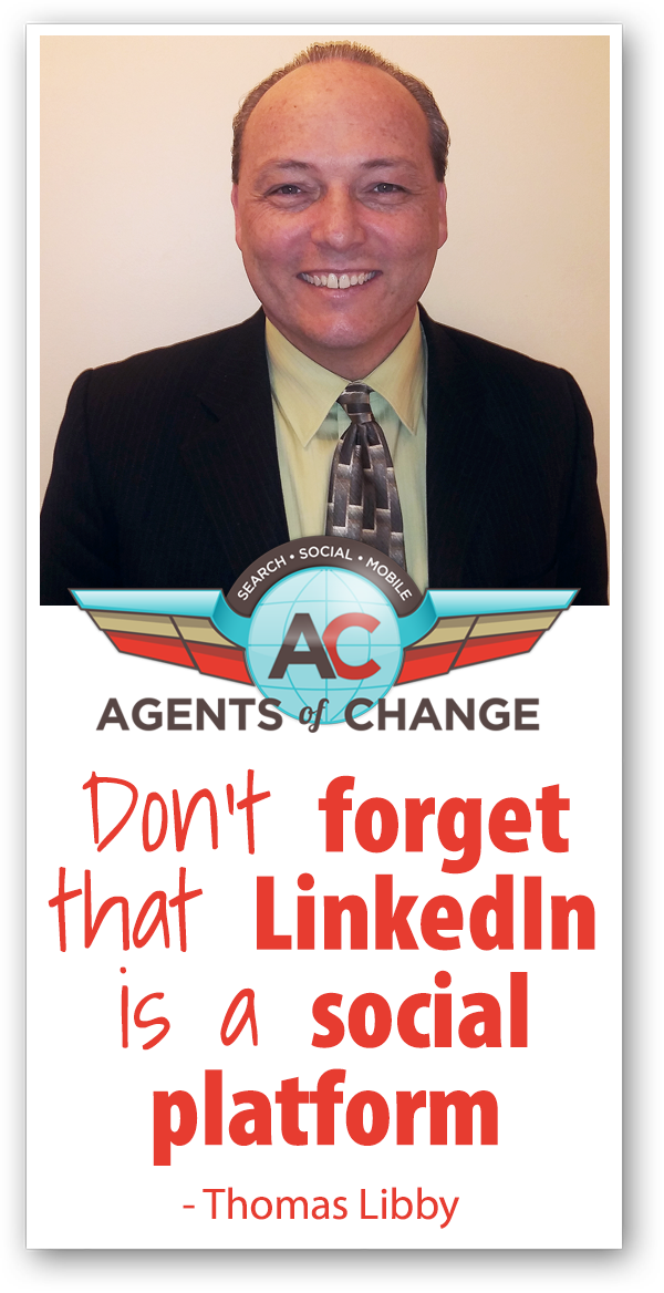 How Sales Professionals Use LinkedIn for Prospecting - Thomas Libby