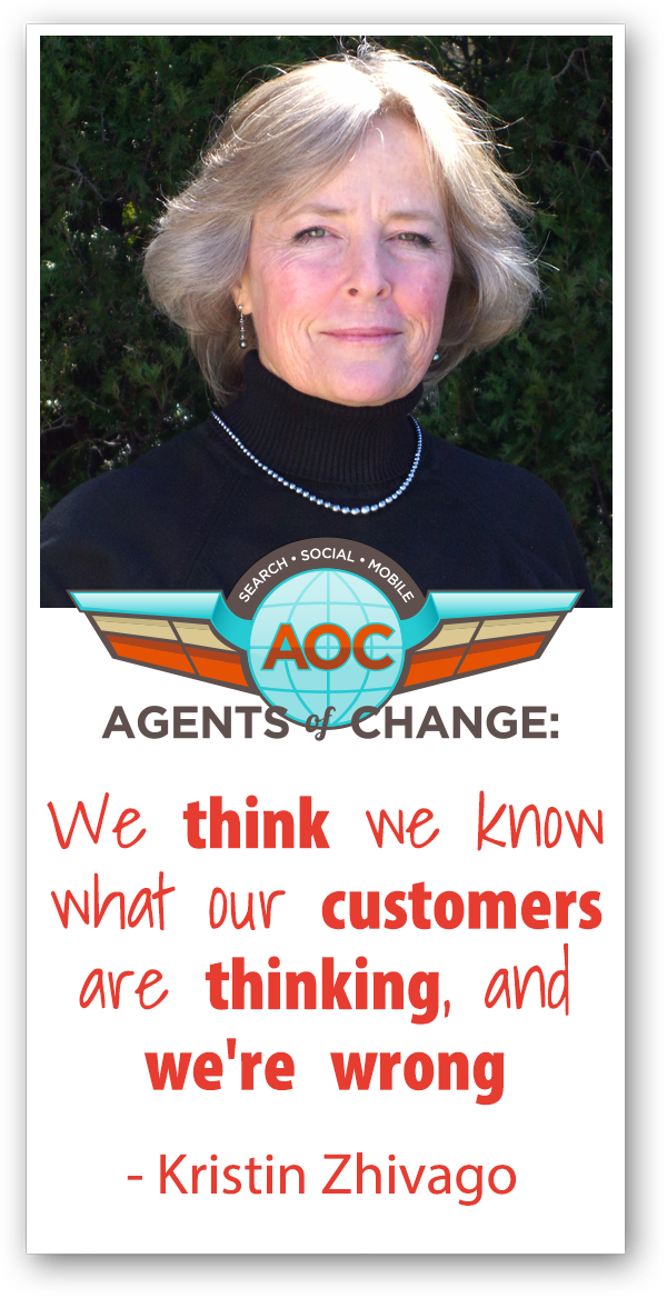 Sell (and Market) the Way Your Customers Want to Buy – Kristin Zhivago
