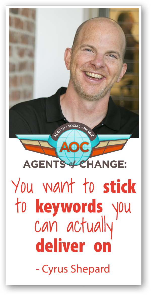 How to Do Keyword Research for Any Industry – Cyrus Shepard