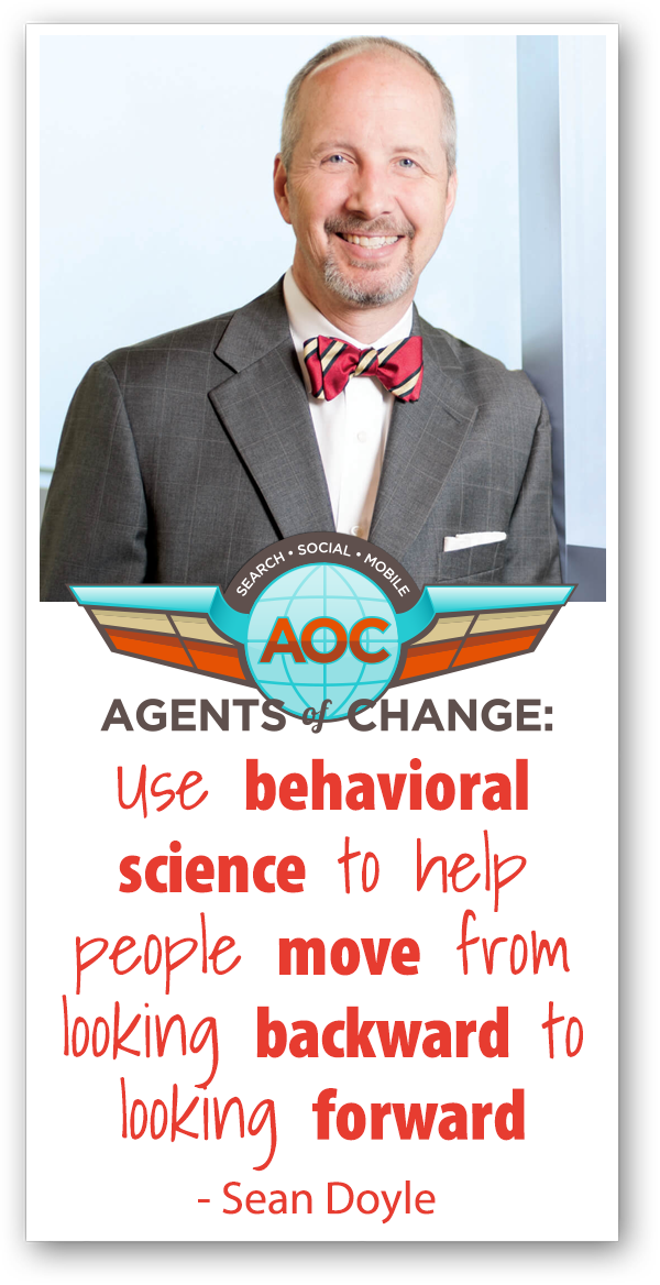 Marketing and The Science of Behavioral Change – Sean Doyle