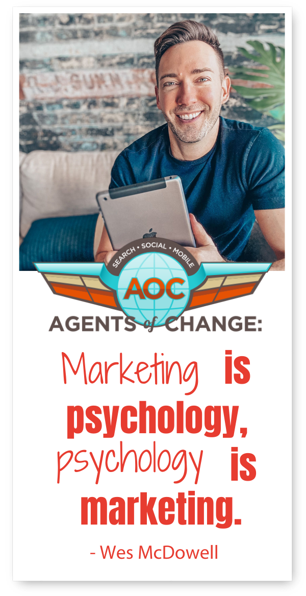 The Psychology Behind Successful Websites – Wes McDowell