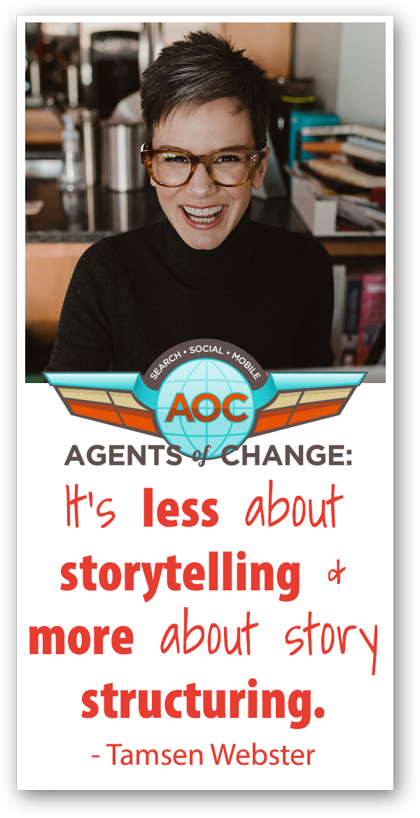How to Tell Meaningful Stories to Your Customers – Tamsen Webster